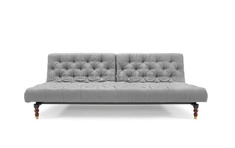 modern gray sofa bed oldschool grey fabric sofa bed by innovation