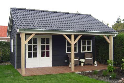 houtskelet tuinhuis bouwen t2 tuinhuis 550x450cm dubbelwandig houtskelet potdeksel