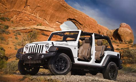 Jeep Edition Jeep Wrangler Moab Special Edition Unveiled Autoevolution