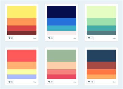 color hunt 15 brilliant tools for exploring new color combinations