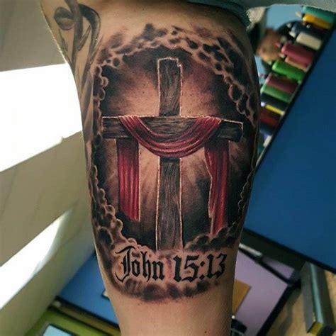 tattoos religious crosses 100 religious tattoos for sacred design ideas