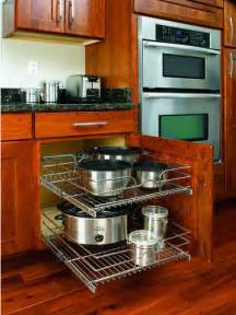 Kitchen Cabinet Drawer Organizers Coolest And Most Accessible Kitchen Cabinets Next Avenue
