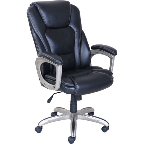 big  tall commercial office chair  memory foam black   lbs ebay