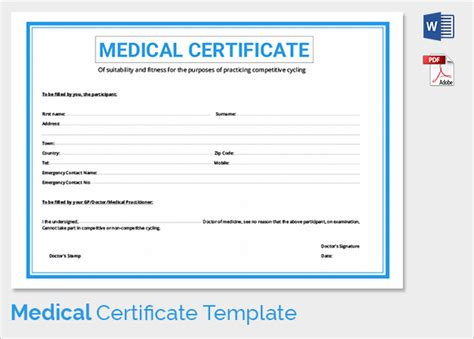 dr certificate template sle certificate 27 documents in pdf