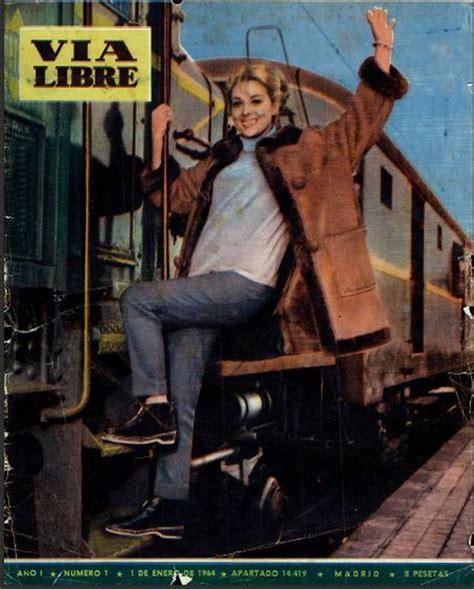revista via libre v 237 a libre cincuenta a 241 os informado sobre trenes treneando