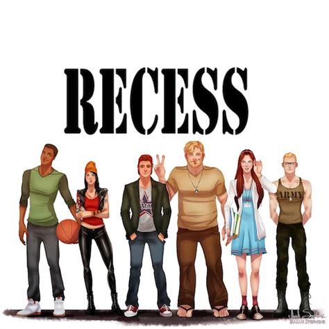 hey arnold recess 90s kids cartoon characters re