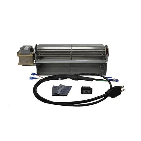 Emberglow Vent Free Fireplace by Emberglow Blower Kit For Vent Free Firebox Models Vfbc32 Vfbc36 And Vfbc42 Bl 101 The Home Depot