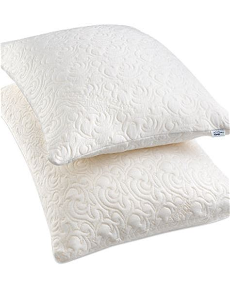 Macy S Pillow by Tempur Pedic Comfort Foam Pillow Pillows Bed Bath