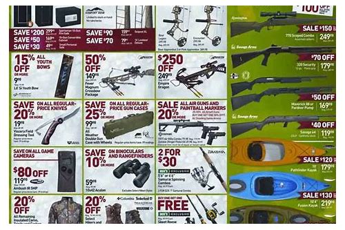 best sporting goods black friday deals