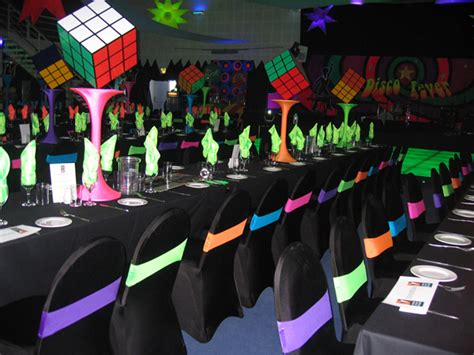 80s Theme Decorations by 80 S Themed Wedding On 80s 80s Theme