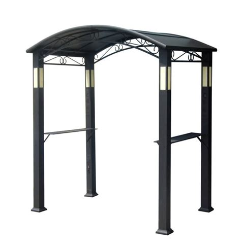 hardtop grill gazebo bbq pro hardtop grill gazebo with lights and speakers