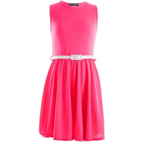 8 New Years Dresses 20 by Skater Dress Dresses With Free Belt Age 7