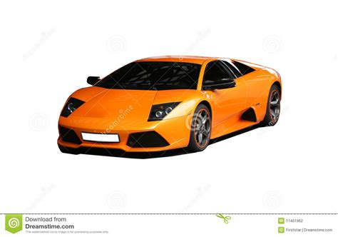 orange sports cars sports orange car stock photography image 11451962