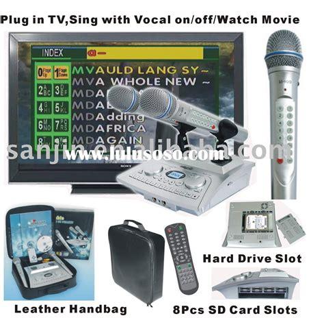 Hardisk Karaoke karaoke player hdd karaoke player hdd manufacturers in lulusoso page 1