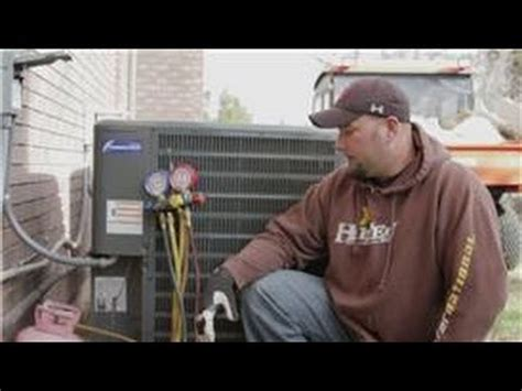 how to recharge capacitor central air conditioning information how to recharge central air refrigerant and how often
