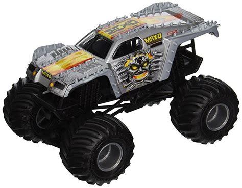 1 24 scale monster jam trucks wheels monster jam 1 24 max d ebay