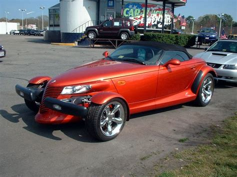chrysler prowler plymouth prowler 1997 2002