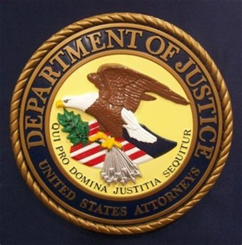 department of justice unites states attorneys wall seal