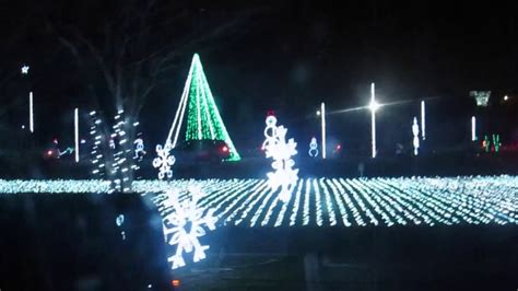 christmas night of lights mobile al youtube