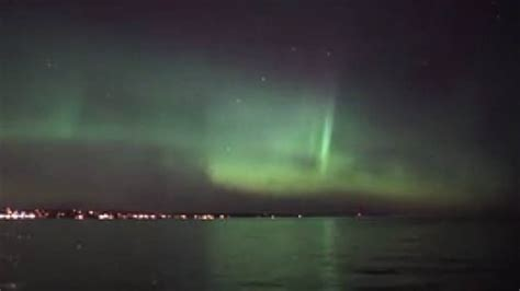 Northern Lights Visible Tonight by The Northern Lights May Be Visible From The Us Tonight