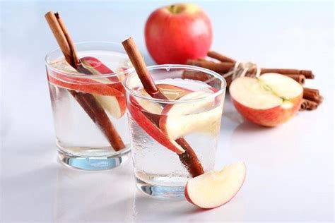 Ground Cinnamon Apple Detox by Apple Cinnamon Infused Water A Treat For Weight Conscious
