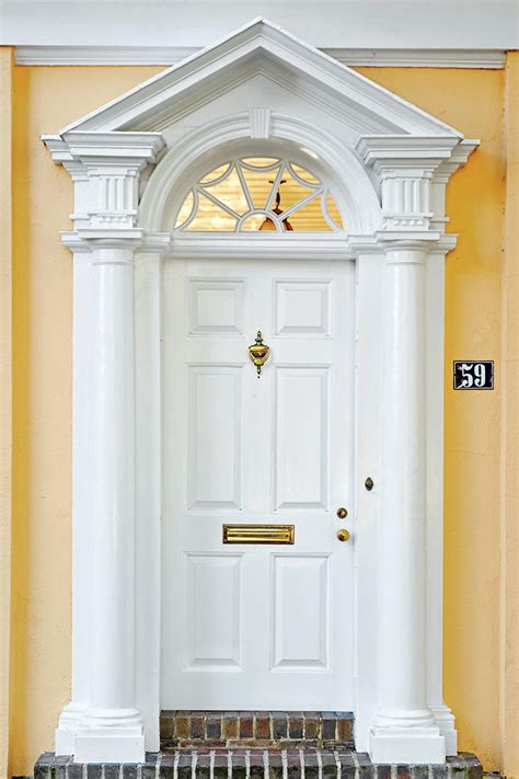 white house front door 13 bold colors for your front door southern living