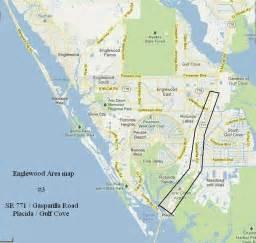 gasparilla island florida map maps of englewood florida