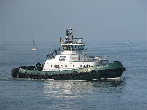 tugboat names foss maritime wikipedia