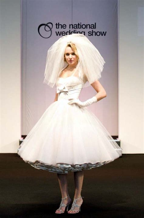 bridal froufrou