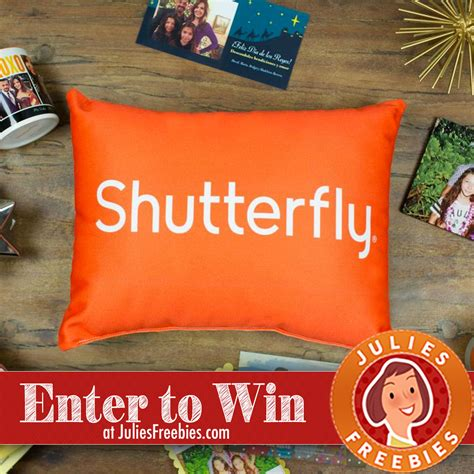 20 Gift Card For Shutterfly - win a 300 shutterfly gift card julie s freebies