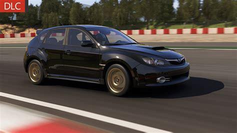 2008 Subaru Wrx Sti Horsepower by Forza Motorsport 5 Cars
