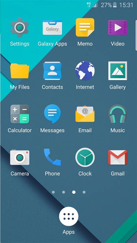 zero themes for android phones the first ever material design theme for galaxy s6 and s6