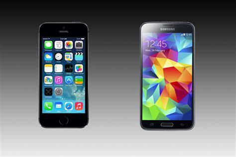 Samsung Iphone 5s galaxy s5 vs iphone 5s spec showdown digital trends