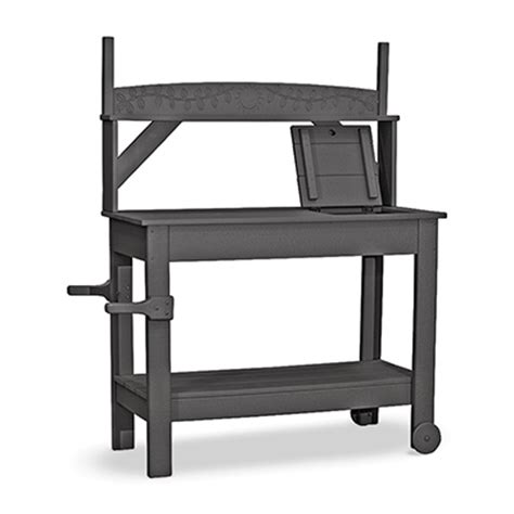 portable potting bench portable potting bench