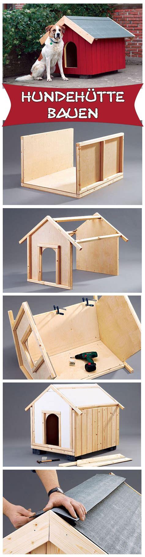kleine überdachung selber bauen die besten 17 ideen zu hundeh 252 tte selber bauen auf