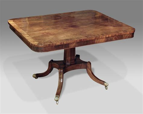 Antique Table by Antique Mahogany Breakfast Table Small Dining Table