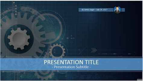 download free gears powerpoint templates for presentations gears powerpoint template 5445 free gears powerpoint