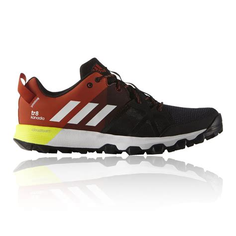 Adidas Kanadia Tr8 Original Black Pink adidas kanadia 8 tr mens black trail running sports