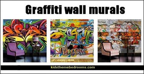 Graffiti Wall Mural decorating theme bedrooms maries manor graffiti wall