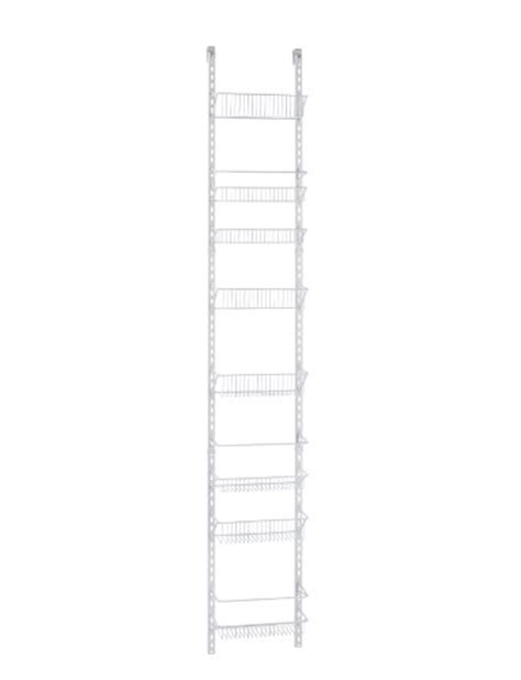 Where To Buy Closetmaid Products Buy Closetmaid Adjustable 8 Tier Wall And Door Rack 12