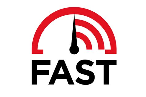 That Was Fast by Fast Is Netflix S Easy To Use Speed Test Tech My Money