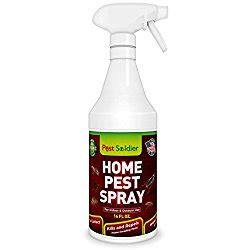 how much does pest soldier organic home pest spray