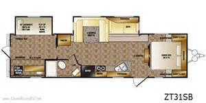 Zinger Travel Trailers Floor Plans by 2013 Zinger 31sb Floor Plan Travel Trailer Crossroads Rv