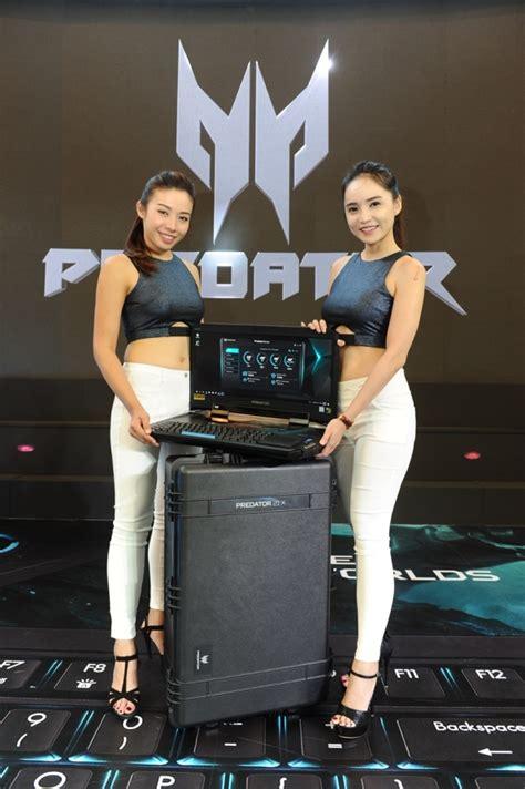 Laptop Acer Terbaru Di Malaysia world s curved screen laptop predator 21 x conquers gaming world in malaysia malaysia