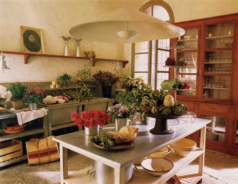 Flower Kitchen by Lil Pix 94 Room Nibs