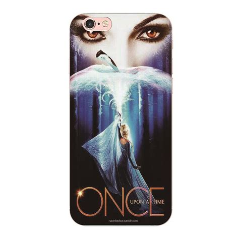 Casing Samsung Galaxy S6 Edge Once Upon A Time Custom buy once upon a time posters phone cases cover for samsung galaxy s6 s7 edge g9250 s3 s4 s5