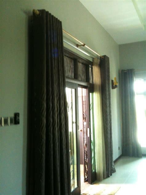 azhani curtain decoration langsir hiasan versi