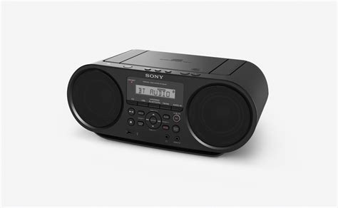 Compo Siny Boombox Zs Rs60bt Cd Mp3 Usb Bluetooth sony zs rs60bt mega bass cd boombox with bluetooth and nfc ebay