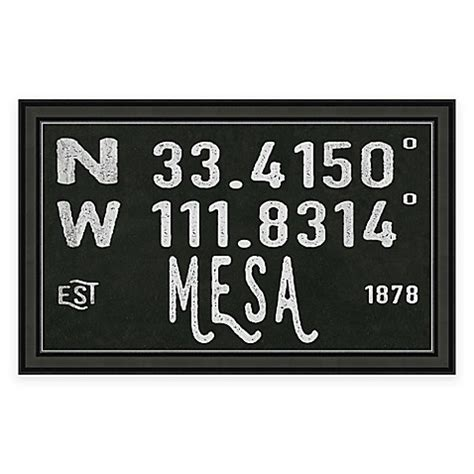bed bath and beyond mesa az mesa arizona coordinates framed wall art bed bath beyond