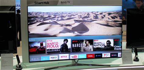 samsung is putting ads in your smart tv interface